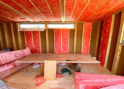 high airtight and high insulation